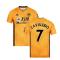 2019-2020 Wolves Home Football Shirt (CAVALEIRO 7)