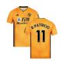 2019-2020 Wolves Home Football Shirt (R Patricio 11)
