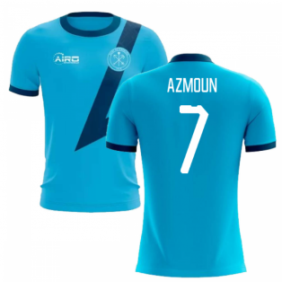 2019-2020 Zenit St Petersburg Away Concept Football Shirt (Azmoun 7)