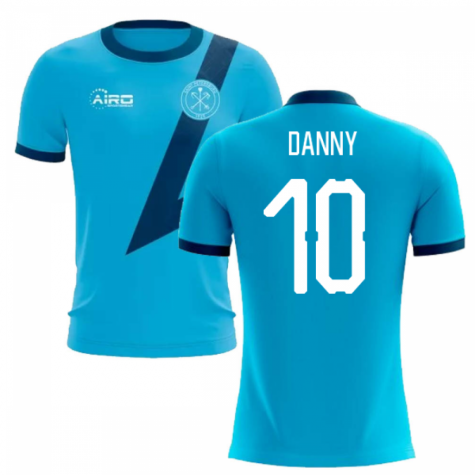 2019-2020 Zenit St Petersburg Away Concept Football Shirt (Danny 10)