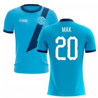 2019-2020 Zenit St Petersburg Away Concept Football Shirt (Mak 20)