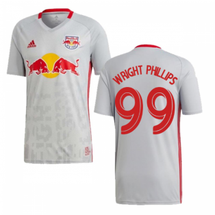 7113f591b 2019 New York Red Bulls Adidas Home Football Shirt (WRIGHT PHILLIPS 99)