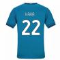 2020-2021 AC Milan Puma Third Football Shirt (KAKA 22)