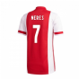 2020-2021 Ajax Adidas Home Shirt (Kids) (NERES 7)