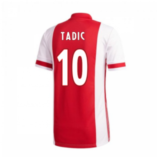 2020-2021 Ajax Adidas Home Shirt (Kids) (TADIC 10)