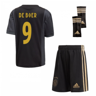 2020-2021 Ajax Third Mini Kit (DE BOER 9)