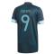 2020-2021 Argentina Away Adidas Football Shirt (Kids) (CRESPO 9)