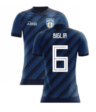 2020-2021 Argentina Concept Shirt (Biglia 6) - Kids