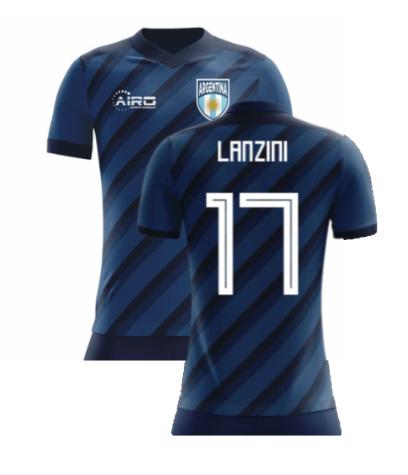 2020-2021 Argentina Concept Shirt (Lanzini 17) - Kids