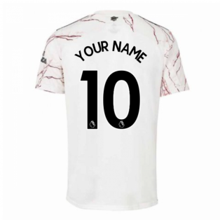 2020-2021 Arsenal Adidas Away Football Shirt (Kids) (Your Name)