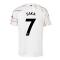 2020-2021 Arsenal Adidas Away Football Shirt (SAKA 7)