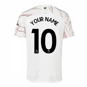 2020-2021 Arsenal Adidas Away Football Shirt