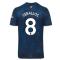 2020-2021 Arsenal Adidas Third Football Shirt (CEBALLOS 8)