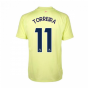 2020-2021 Arsenal Adidas Training Shirt (Yellow) (TORREIRA 11)