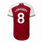 2020-2021 Arsenal Adidas Womens Home Shirt (LJUNGBERG 8)