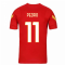 2020-2021 AS Roma Nike Training Shirt (Red) (PEDRO 11)