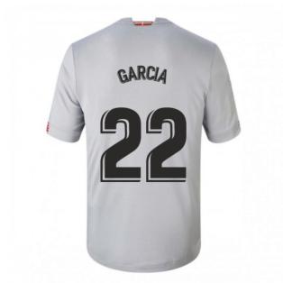 2020-2021 Athletic Bilbao Away Football Shirt (GARCIA 22)