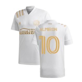 2020-2021 Atlanta United Away Adidas Football Shirt (ALMIRON 10)