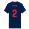 2020-2021 Atletico Madrid Away Nike Shirt (Ladies) (GODIN 2)