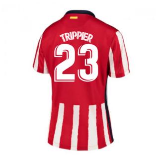 2020-2021 Atletico Madrid Home Nike Shirt (Ladies) (TRIPPIER 23)