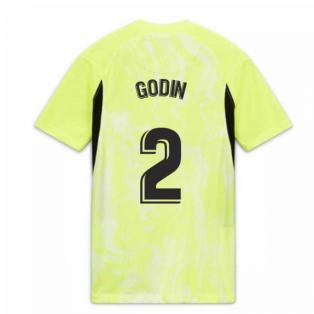 2020-2021 Atletico Madrid Third Shirt (Kids) (GODIN 2)