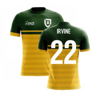 2020-2021 Australia Airo Concept Home Shirt (Irvine 22) - Kids