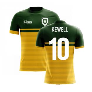 2020-2021 Australia Airo Concept Home Shirt (Kewell 10) - Kids