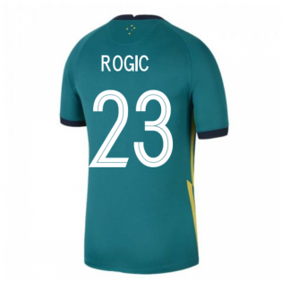 2020-2021 Australia Away Shirt (ROGIC 23)