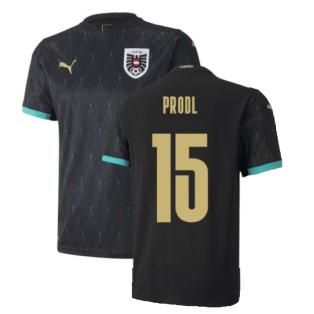 2020-2021 Austria Away Puma Football Shirt (PRODL 15)