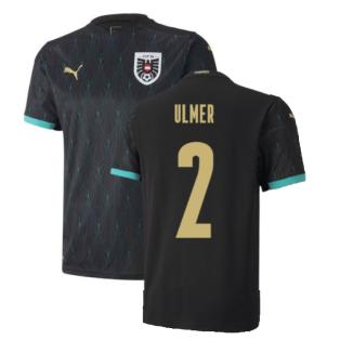 2020-2021 Austria Away Puma Football Shirt (ULMER 2)