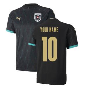 2020-2021 Austria Away Puma Football Shirt