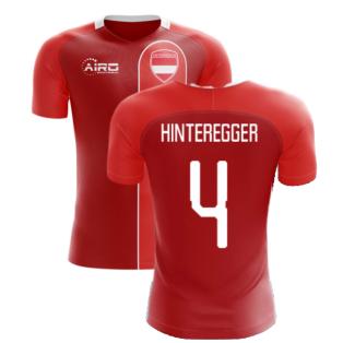 2020-2021 Austria Home Concept Football Shirt (HINTEREGGER 4)