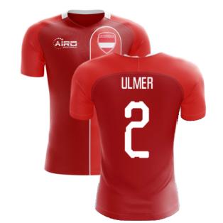 2020-2021 Austria Home Concept Football Shirt (ULMER 2)