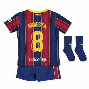 2020-2021 Barcelona Home Nike Baby Kit