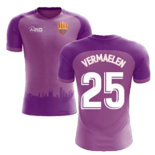 2020-2021 Barcelona Third Concept Football Shirt (Vermaelen 25) - Kids