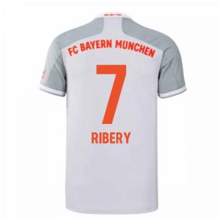 2020-2021 Bayern Munich Adidas Away Shirt (Kids) (RIBERY 7)