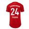 2020-2021 Bayern Munich Adidas Home Womens Shirt (TOLISSO 24)