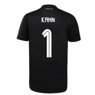 2020-2021 Bayern Munich Adidas Third Shirt (Kids) (KAHN 1)