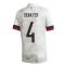 2020-2021 Belgium Away Shirt (DENAYER 4)