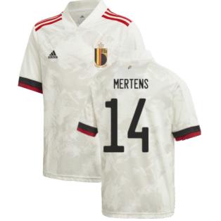 2020-2021 Belgium Away Shirt (Kids) (MERTENS 14)