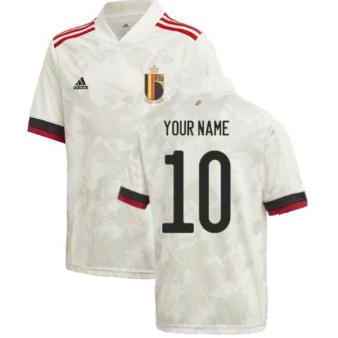 2020-2021 Belgium Away Shirt (Kids) (Your Name)