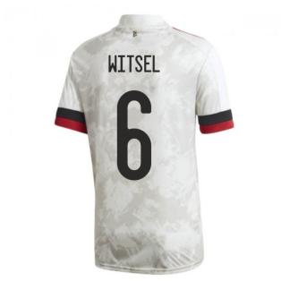 2020-2021 Belgium Away Shirt (WITSEL 6)