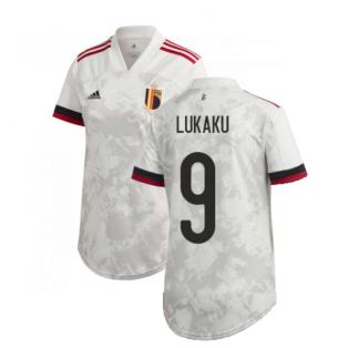 2020-2021 Belgium Womens Away Shirt (LUKAKU 9)