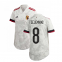 2020-2021 Belgium Womens Away Shirt (TIELEMANS 8)