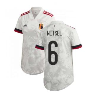 2020-2021 Belgium Womens Away Shirt (WITSEL 6)