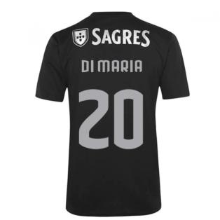 2020-2021 Benfica Away Shirt (Kids) (Di Maria 20)