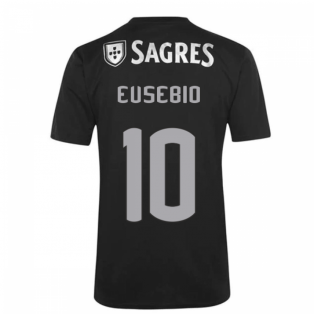 2020-2021 Benfica Away Shirt (Kids) (EUSEBIO 10)