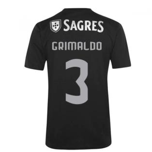 2020-2021 Benfica Away Shirt (Kids) (Grimaldo 3)