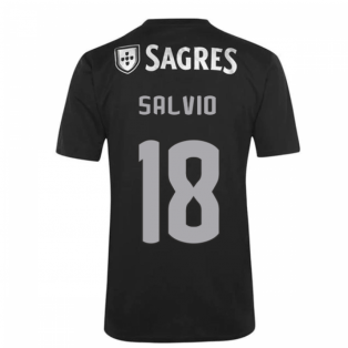 2020-2021 Benfica Away Shirt (Kids) (Salvio 18)