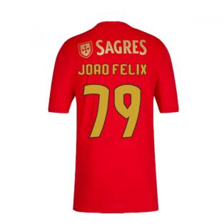 2020-2021 Benfica Home Shirt (Joao Felix 79)